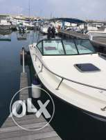 Boat very clean sound system light boat 24
