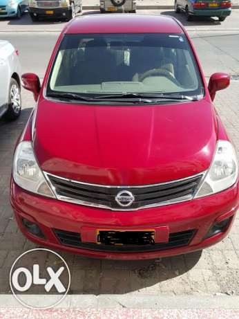 Nissan Tiida 1.8L - 2012 model for sale