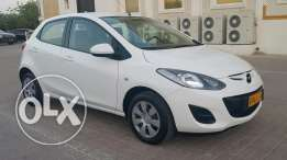 For Sale Mazda 2 Model 2014 in Excellent condition