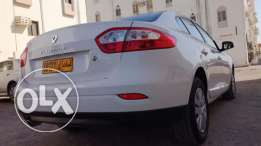 Fluence automatic 2011