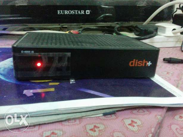 Dish TV with antenna for sale RO- 15/-