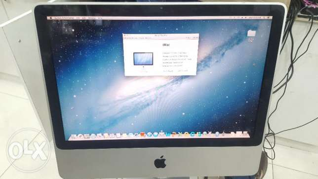 Apple i MAc For Sale model 2011 Fro Sale with keyboard mouse