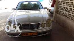Mercedes Benz car E 240 for sale