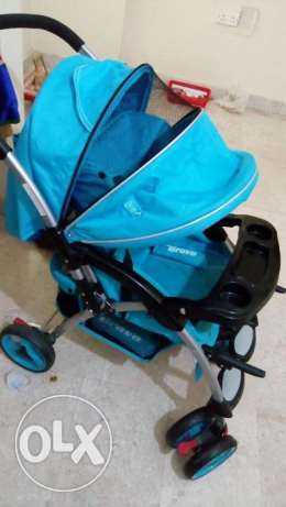 Baby stroller for sale روي -  2