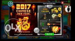 8 Ball pool Vip account Sale