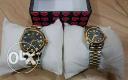 rolex female watch