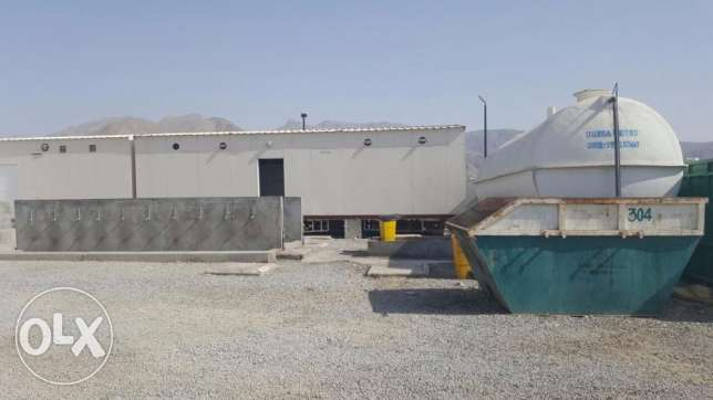 Commercial Labour Camp for Rent in Misfah