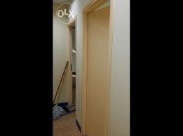 Full wood door without frame used