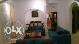 Standalone huge furnished villa