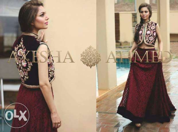 Designer semi detached suits with special discount روي -  2