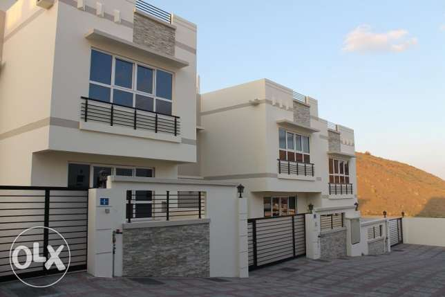 Villa for rent in a prime location in Boshar with a big backyard space