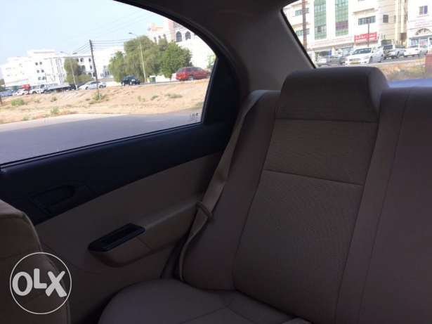 Aveo White Colour excellent condition مسقط -  4