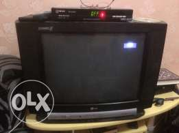 tv with receiver