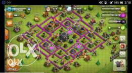 Clash of clans, u can sms me on whatsapp