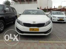 kia optima oman agency in excellent condition 2013