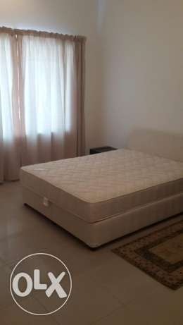 furnished flat for rent in alqurom مسقط -  4
