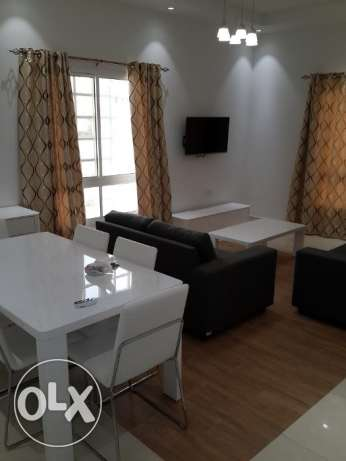 furnished 3 bhk flat for rent inal mawaleh south مسقط -  7