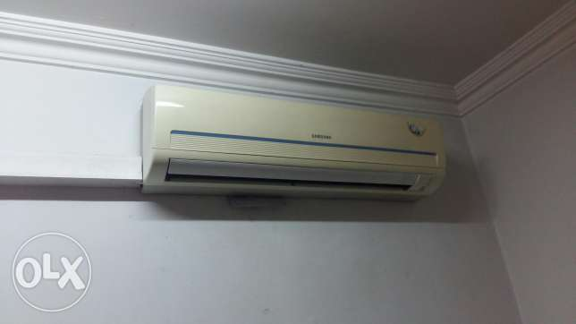 Well Conditioned AC at 90 omr for sale