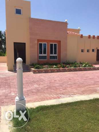 Luxurious Brand New 3 BHK+1 Maid Villa Rent In Salalah