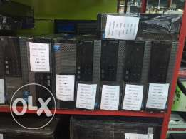 dell i5 desktop 4gb ram 320hdd with lcd only 120rials with warranty