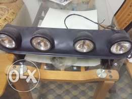 Off-Road headlights for roof top