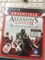 Assassins Creed II for ps3