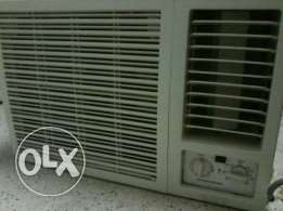 Asset window ac in gud working and cooling condition imed sale