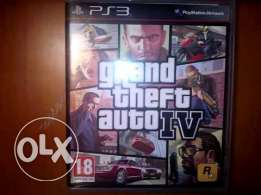 Gta 4 and the club ps3 for 10 rials