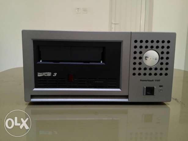 Dell Power vault 110T Backup Tape Drive