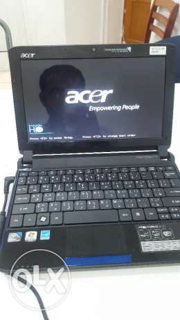 Acer mini laptop For Sale good Condition With Warranty