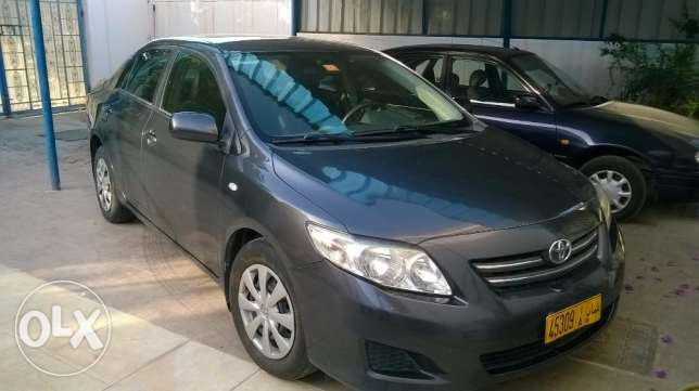 Toyota Corolla 2008, foreigner owned. Fully serviced.