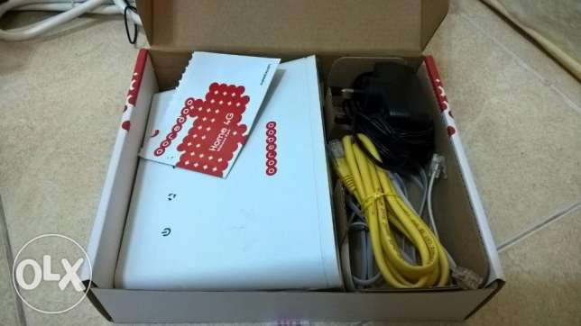Wire Less Router for Home BroadBand - Ooredoo السيب -  1