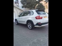 BMW X5 2007 in good condition