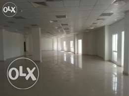 Office Space for rent in AL Ghubra , Nr Mars with basement parking