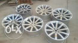 Chrysler SRT cruiser 22inch alloys-new