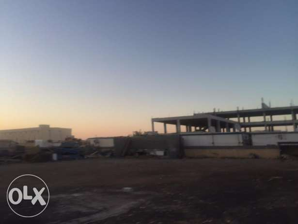 Land for Rent in Rusayl السيب -  1