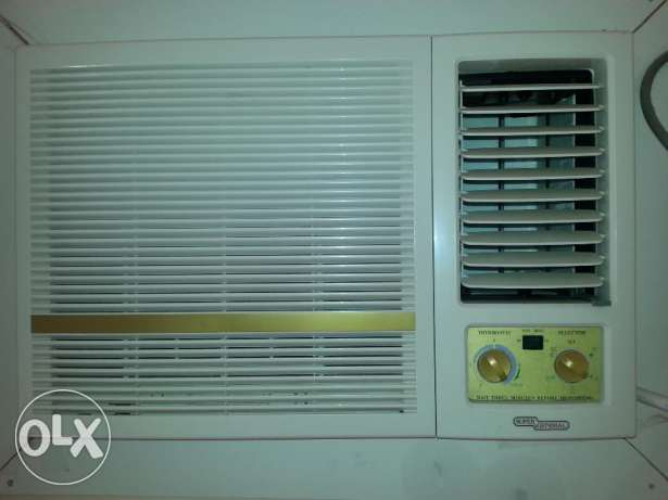 Window Air-conditioner - Individual /package deal