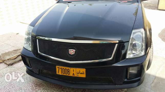 Cadillac STS v for sale or exchange السيب -  1