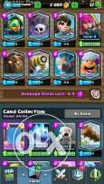 Clash Royale Lvl 10 All Legndaries