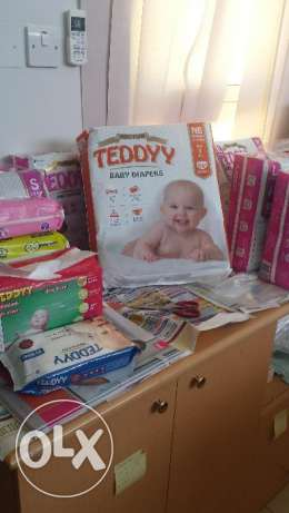 Baby &adult diapers promotion &sales
