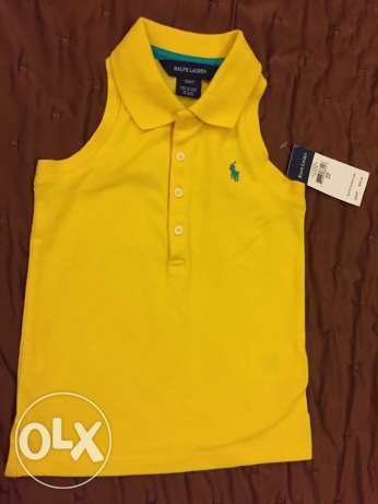 Polo Ralph Lauren girls size 4