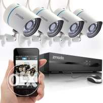 Sale and Installation of Security Cameras