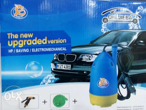 car cleaning full set with 10 meter hose pipe مسقط -  1
