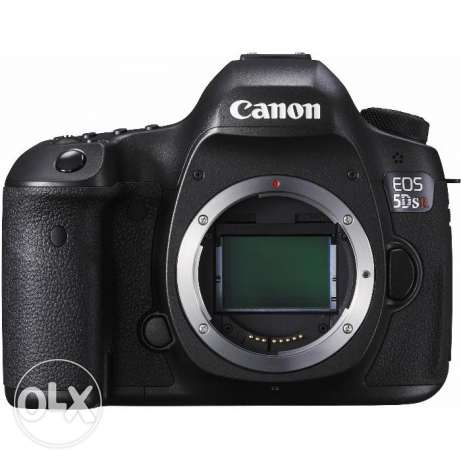 Canon 5Dsr 50mp only body for sale