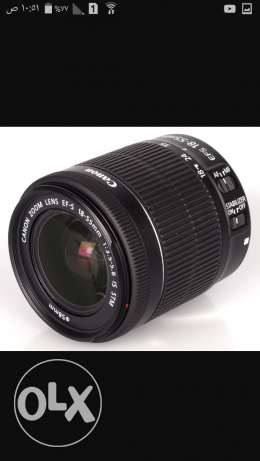 18-55 lens for canon