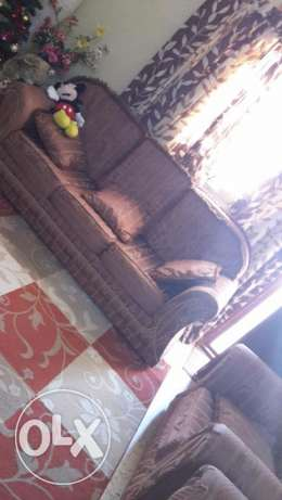 Sofa set for sale مسقط -  2
