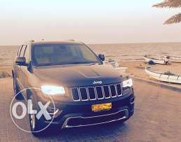 Brand new Grand Cherokee December 2015 / Agency condition for sale