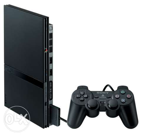 Ps2 for sale with 3 control