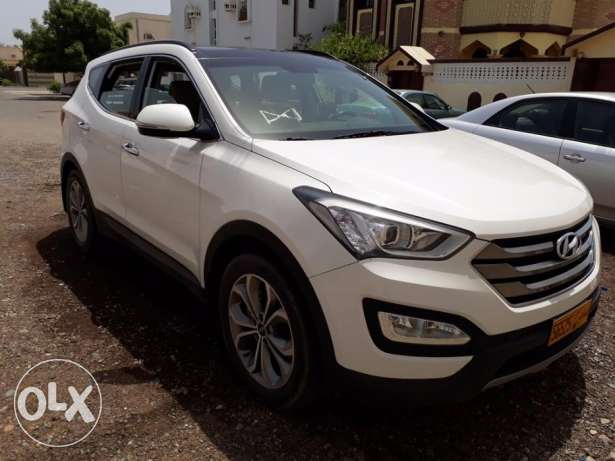 Hyundai Santafe for sell.