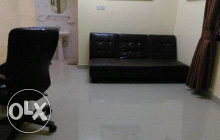Bedroom with attached bathroom for rent wadi kabir 110 including wifi مسقط -  3